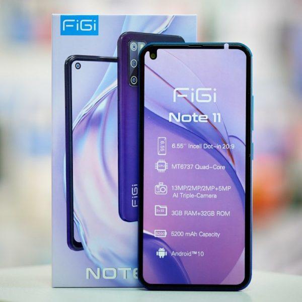 Смартфон FiGi Note 11 3/32Gb 1