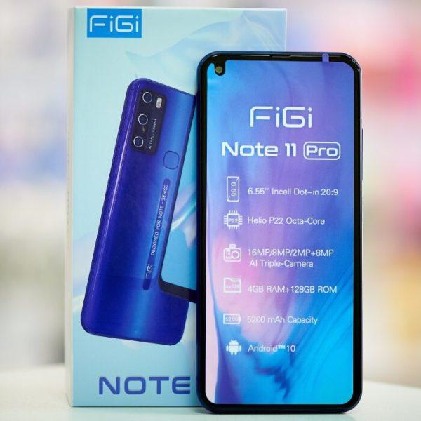 Смартфон FiGi Note 11 Pro 4/128 1