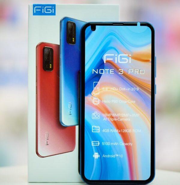 Смартфон FiGi Note 3 Pro 4/128 1