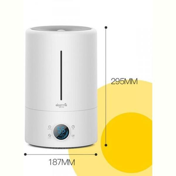 Увлажнитель воздуха Xiaomi Deerma Humidifier 5L c UV лампой стерилизатор (White) DEM-F628S 5