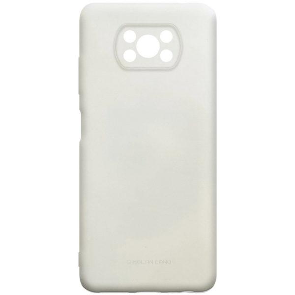TPU чехол Molan Cano Smooth для Xiaomi Poco X3 NFC / Poco X3 Pro 1