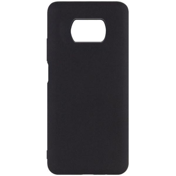 Чехол Silicone Cover Full without Logo (A) для Xiaomi Poco X3 NFC / Poco X3 Pro 1