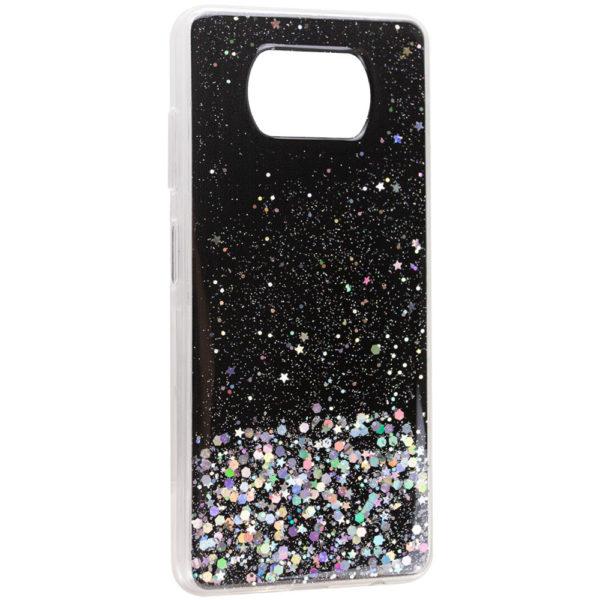 TPU чехол Star Glitter для Xiaomi Poco X3 NFC / Poco X3 Pro 1