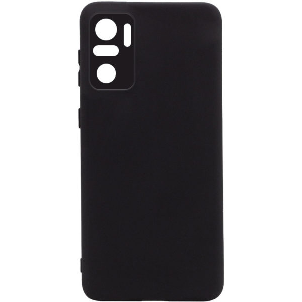 Чехол Silicone Cover Full Camera without Logo (A) для Xiaomi Redmi Note 10 / Note 10s 1