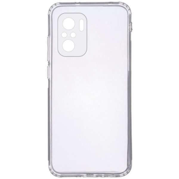 TPU чехол GETMAN Clear 1,0 mm для Xiaomi Redmi Note 10 / Note 10s 1