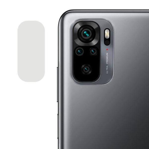 Гибкое защитное стекло 0.18mm на камеру (тех.пак) для Xiaomi Redmi Note 10 / Note 10s 1