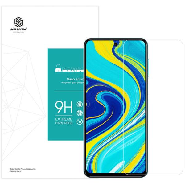 Защитное стекло Nillkin (H) для Xiaomi Redmi Note 10 / Note 10s 1